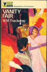 Vanity Fair (Girl of 100 Lists) Tags: classic vintage book paperback cover 1960s 1970s