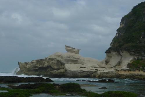Kapurpurawan Rock, Ilocos Norte