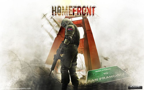 wallpaper games 2010. Homefront Game wallpaper