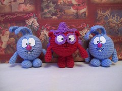 (2) (oganzhina) Tags: toys knitted