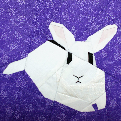 Bunny Block 1 - Leia