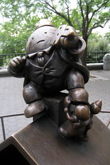 NYC - Battery Park City: Nelson A. Rockefeller Park - The Real World by wallyg, on Flickr