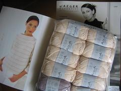 Toni yarn