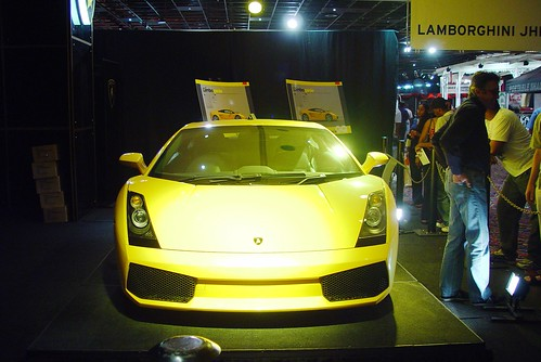 Lamborghini yellow or black,car, sport car