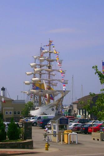 Tall Ships Rhode Island 2007