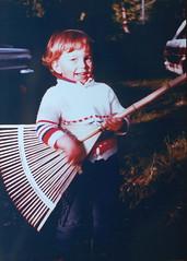 Derek the Axeman Circa 1974