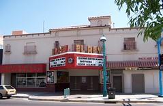 Albuquerque, NM El Rey Theater 2 (army.arch) Tags: cinema marquee theater downtown nm movietheater albuquerquenewmexico