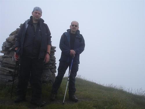 Mullach Fraoch-choire [Munro 38. 1102m/3615ft]