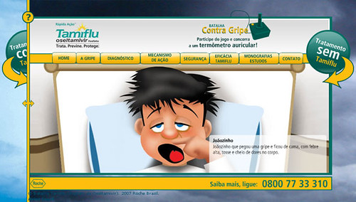 Tamiflu web