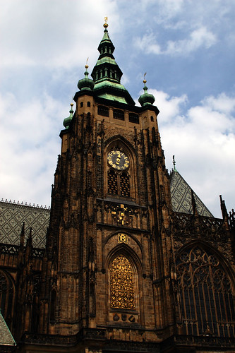 Prague Castle Cathedral