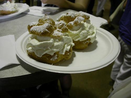Cream Puffs!!