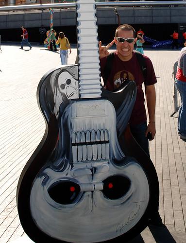 London Guitar Town 10