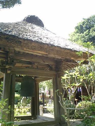 05)鎌倉市山ノ内「円応寺」鐘楼