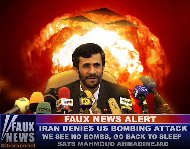 Nuked Iran