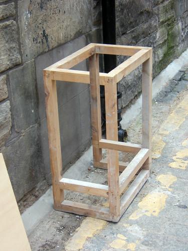 Odd crate