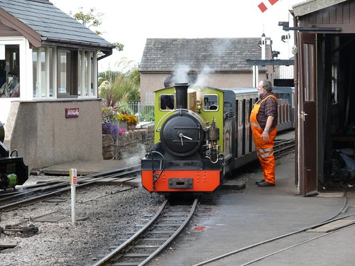 Eskdale Railway - Out to Ravenglass