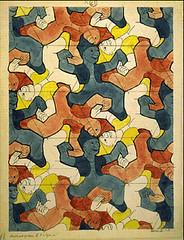 Escher - Simetria