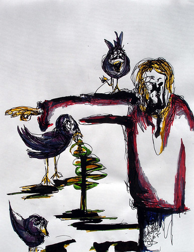 The SCAREcrow and his Crows