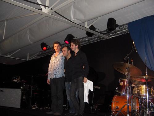 Frank Woeste Trio