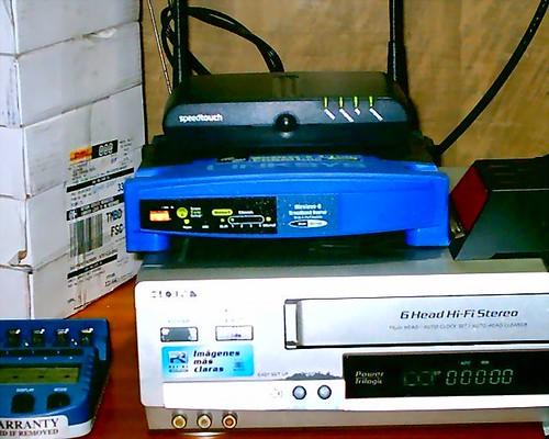 9B42BD80 - Router WiFi WRT54GL