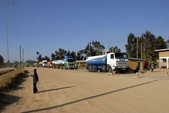 TRUCKING IN TANZANIA (Claude  BARUTEL) Tags: africa truck tanzania transport scania