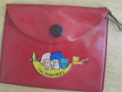 Twin sister coin purse