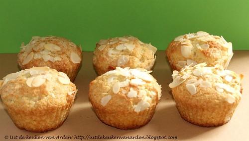 Citroen Ricotta Muffins