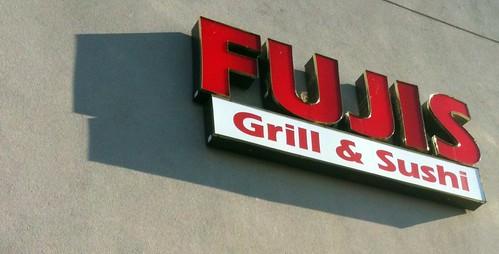 Fuji's Grill and Sushi