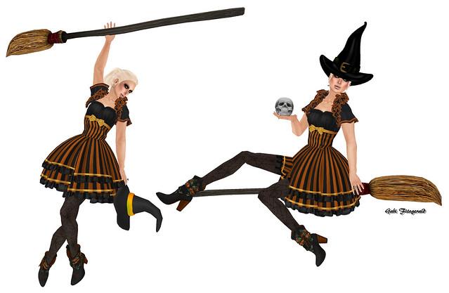 g field halloween - gliteratti