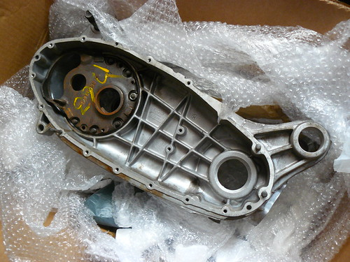 new indian SIL GP150 engine casing
