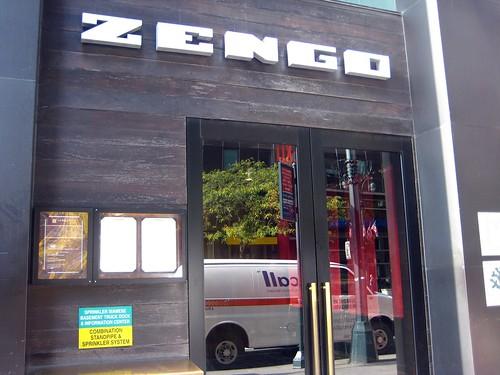 Zengo/La Biblioteca