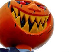 Evil Pumpkin Dude