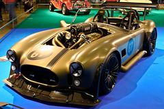 AC Cobra 2010 (Oscar von Bonsdorff) Tags: gold mercedes cobra ac mattson v12 accobra mercedesengine v12magnus jinstrandfrederik accobra2010