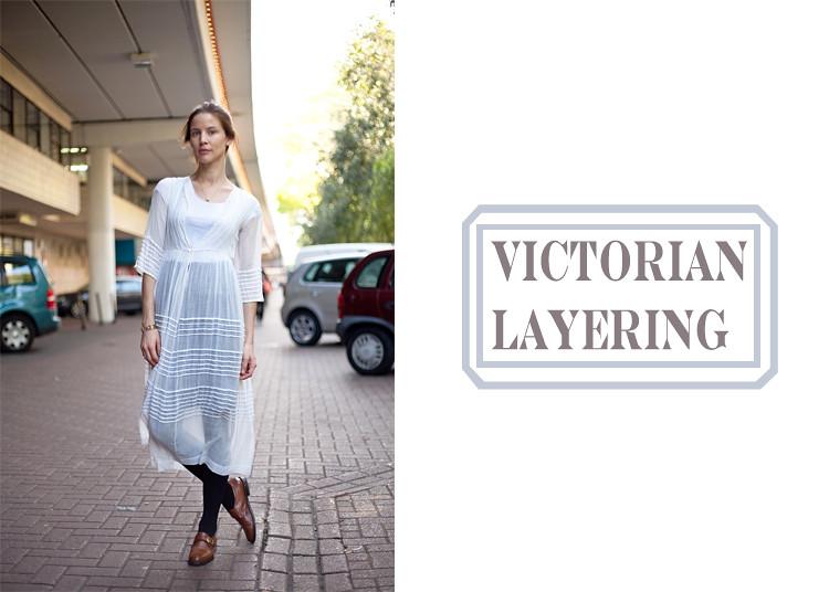 victorian layering