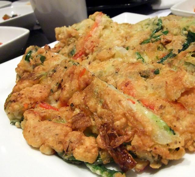 Seafood Pah Jeon