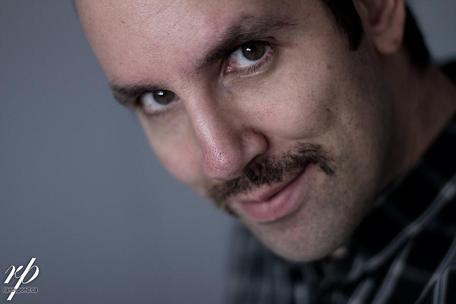 ~ 319/365 Movember MONDAY ~