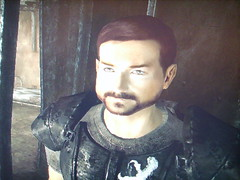 Character () Tags: camera 3 male face photo screenshot character captured talon armor playstation camshot fallout ps3