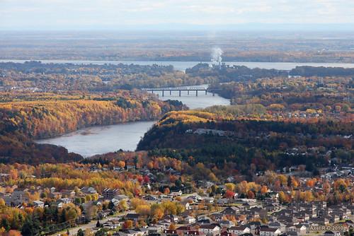 Trois-Rivieres (QC) Canada  city photos : Trois Rivières : Autoroute 55 et pont Laviolette by AX