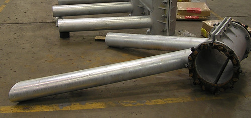 Structural Pipe Hangers for a Pipe Seismic Restraint Project in California