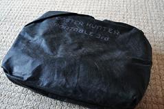 モンスターハンターポータブル 3rd バッグ袋