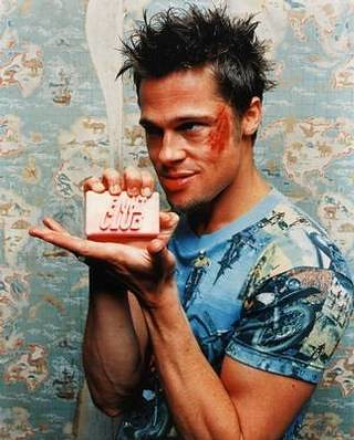 brad pitt fight club pics. Brad-Pitt---Fight-Club-