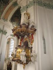 Stiftskirche Sankt Gallus und Otmar (kpmst7) Tags: 2014 eurasia europe westerneurope centraleurope switzerland schweiz suisse svizzera svizra sanktgallen church cathedral interior catholic unesco