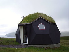 kvivik,the igloo where we stayed.Faroe Islands (norvegia2005sara) Tags: ocean islands sara north memories deep atlantic igloo faroe faroese kvivik platinumphoto faroe2007 norvegiasara