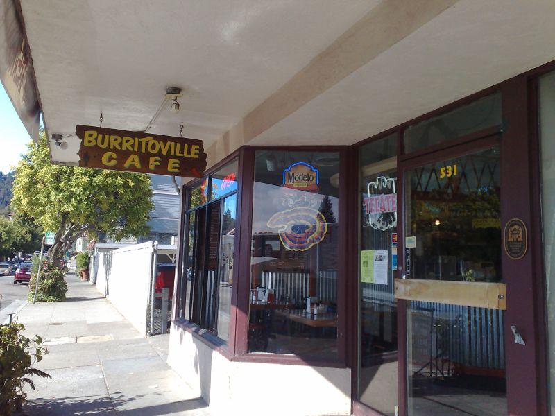 Burritoville Cafe