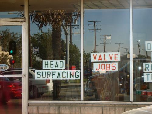 HEAD JOBS