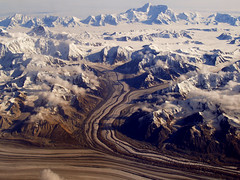 Glacier in Western Canada (drurydrama (Len Radin)) Tags: cold ice alaska iceage north michelle glacier anchorage age glaciers deaf smrgsbord themoulinrouge blueribbonwinner sesa naturescall 10faves photomino abigfave worldwidelandscapes saariysqualitypictures galaciers
