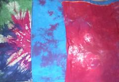 souvenier hand dyes