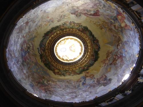 cupulas en las iglesias