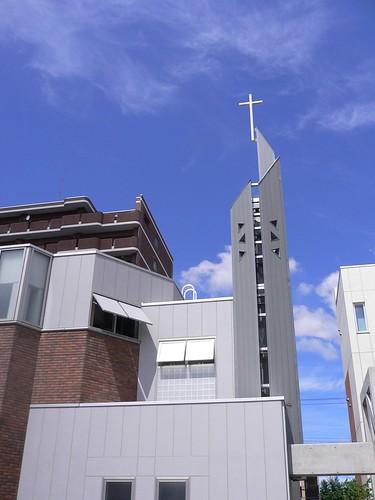カトリック 旭川五条教会