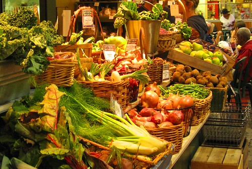 reading terminal market - cornucopia